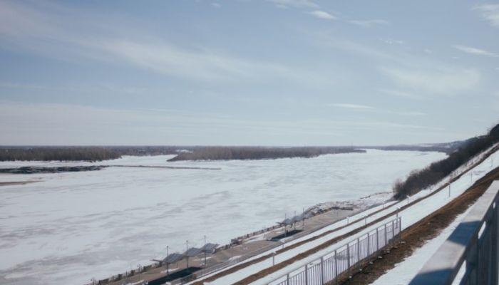 Ранняя весна спровоцировала вскрытие рек в Алтайском крае