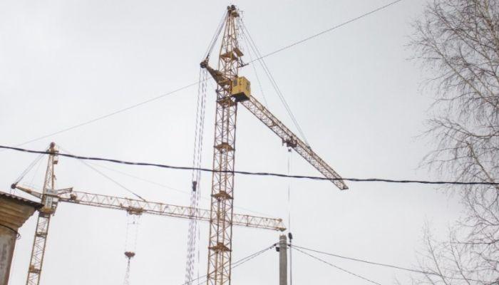 24-этажный дом начали строить в одном из частных секторов Барнаула