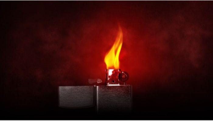 Жительница алтайского села подожгла мужа и сожгла их общий дом