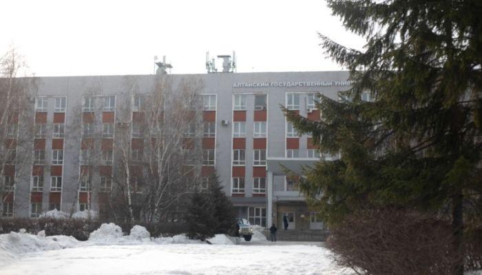 Алтайский госуниверситет не собирается начинать строить новый корпус в 2020 году