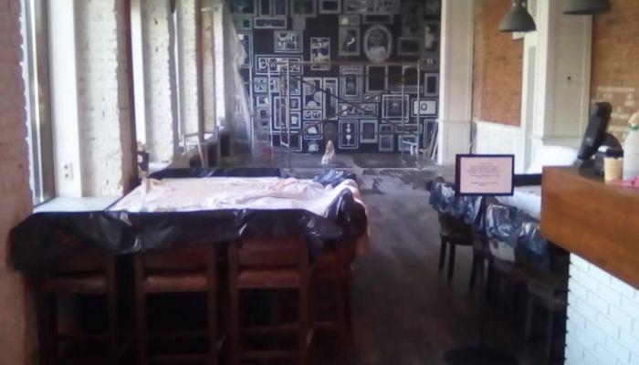 В Центральной кофейне решили использовать карантин, чтобы помыться