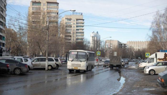 Барнаульские улицы будут дезинфицировать от коронавируса