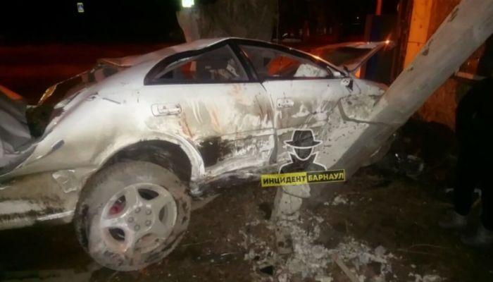 Был в розыске: подробности ночного ДТП в Барнауле сообщили в полиции