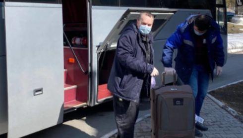 Водителя изолировали: туристка показала дорогу до обсерватора под Барнаулом