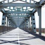 Коронавирус не повлиял на сроки ремонта старого моста через Обь в Барнауле