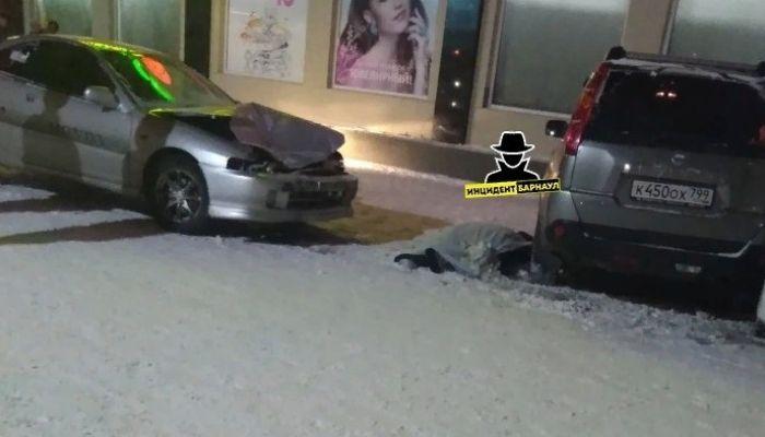 До 12 лет тюрьмы грозит барнаульцу, сбившему насмерть пешехода на парковке