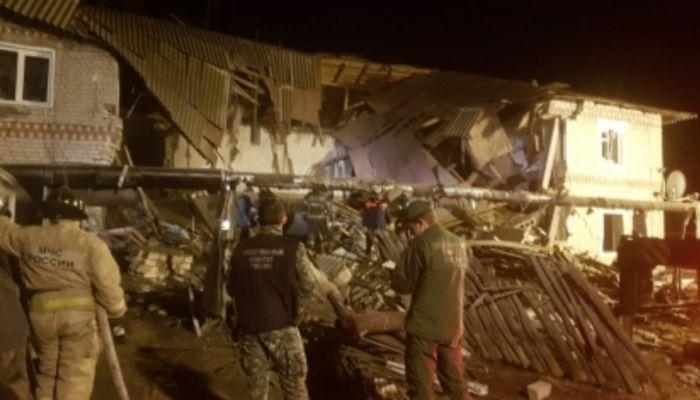 Один человек погиб при взрыве газа в жилом доме в Нижегородской области