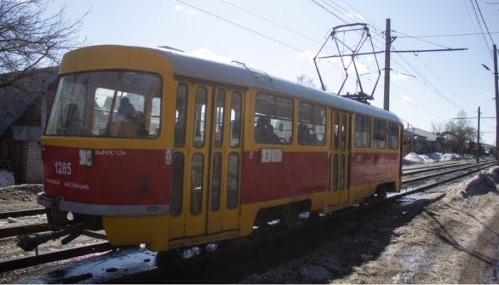 Движение трамваев двух маршрутов изменится в Барнауле