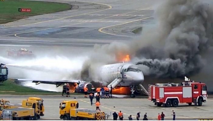 Следком завершил расследование авиакатастрофы в Шереметьево