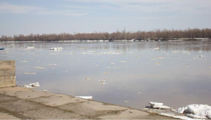 Синоптики сказали, какая алтайская река уже готова выйти из берегов