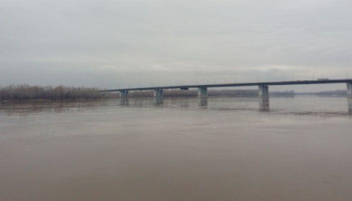 Алтайскому краю паводок пока не грозит, но уровень воды в реках поднимается