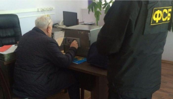 Бывшего алтайского замминистра Голубцова взяли под стражу и предъявили обвинение