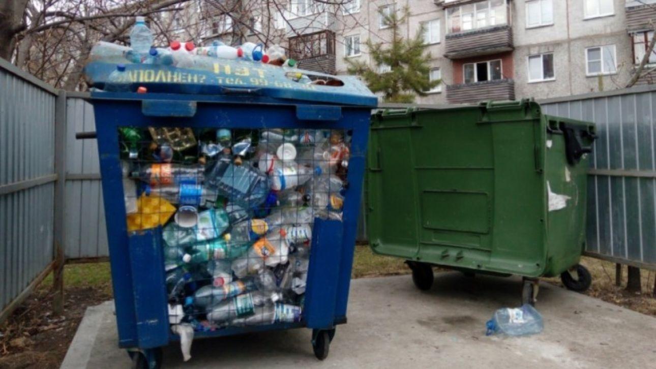 Алтайский край оказался в числе лидеров по неуплате счетов за вывоз мусора