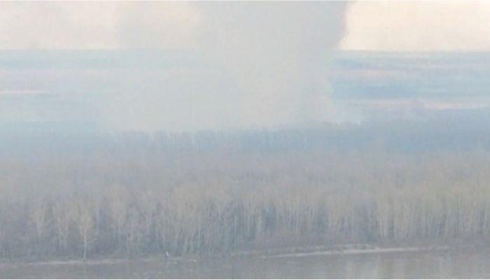 Штормовое предупреждение объявлено в Алтайском крае