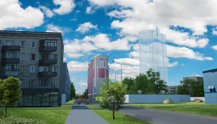 24-этажная высотка появится у Нового рынка в Барнауле