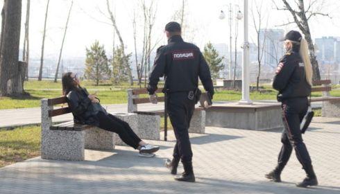 Направо пойдешь — патруль найдешь. Что запрещено в Алтайском крае из-за COVID-19