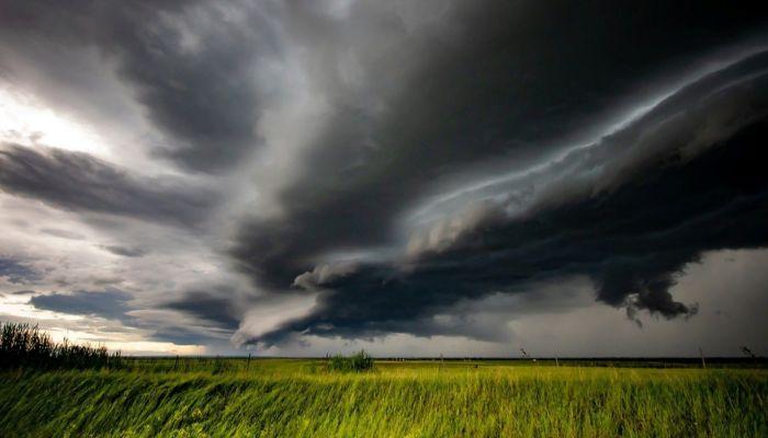 Штормовое предупреждение объявили в Алтайском крае