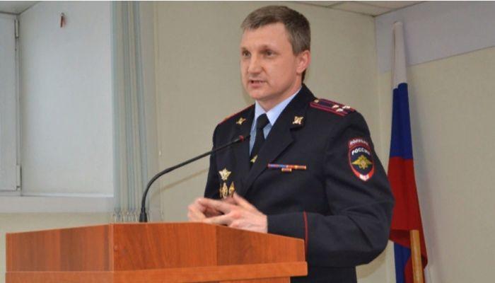 Барнаульскую полицию возглавил уроженец Республики Алтай