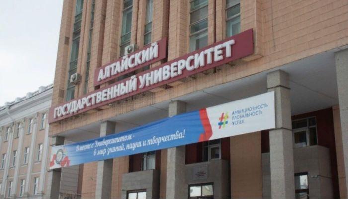 Сотни тысяч рублей: стало известно, сколько зарабатывает ректор АлтГУ