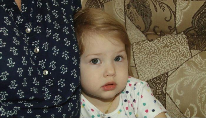 Девочка из Барнаула с редким генетическим заболеванием нуждается в помощи