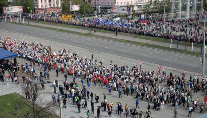 В Барнауле, скорее всего, не будут ограничивать продажу алкоголя на 9 мая