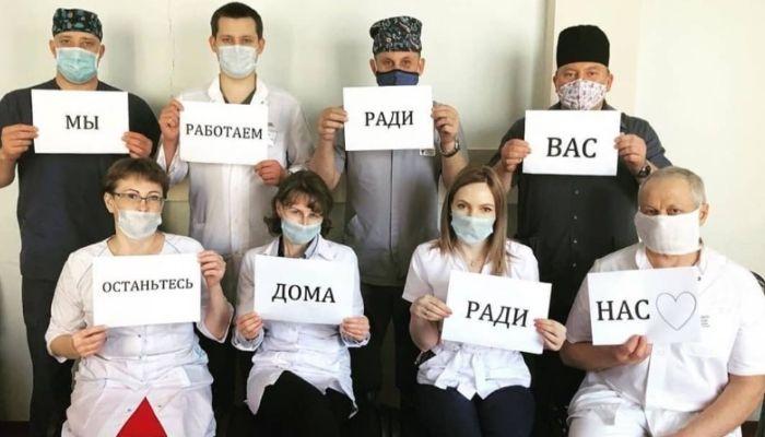 Пандемия за месяц обострила застарелые проблемы в алтайской медицине
