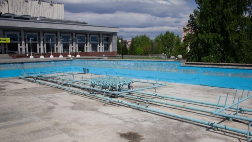 Почти 2,5 млн рублей потратят в 2020 году на содержание барнаульских фонтанов