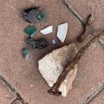 Найденные на площади Свободы останки могут быть древними захоронениями