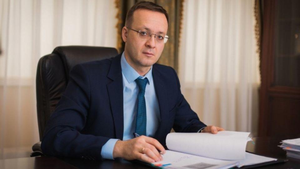 Иван Гилев, министр строительства Алтайского края