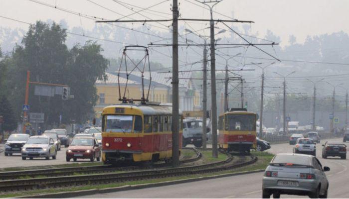На каких барнаульских дорогах появятся полосы для общественного транспорта