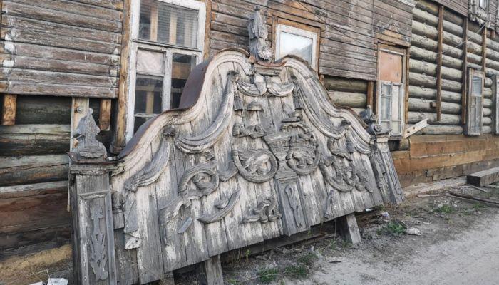 Собственнику Аптеки Крюгер в Барнауле не хватает денег на реставрацию