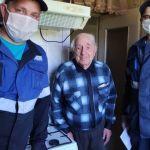 Алтайские газовики оказали помощь ветеранам войны и труженикам тыла