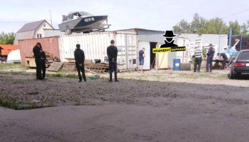 Соцсети: полиция поймала закладчика наркотиков в Барнауле