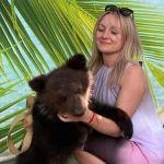 Очаровашка: медвежонок из Горного Алтая поселился в барнаульском зоопарке