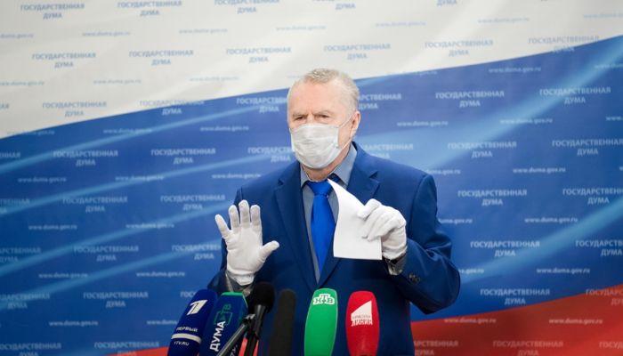 Владимир Жириновский предложил продать мумию Ленина