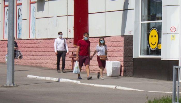 Франк: в Барнауле могут продлить карантин из-за несоблюдения масочного режима