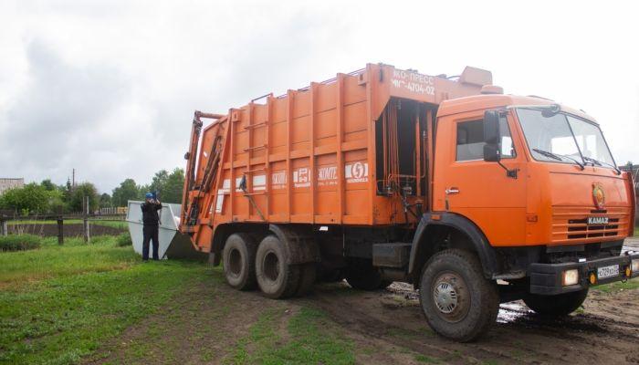 Как проходит мусорная реформа в селах Алтайского края