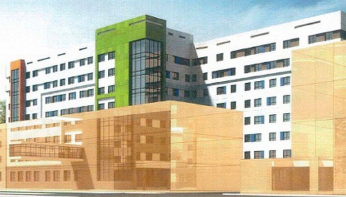 В Барнауле за два года построят новый корпус детского медцентра