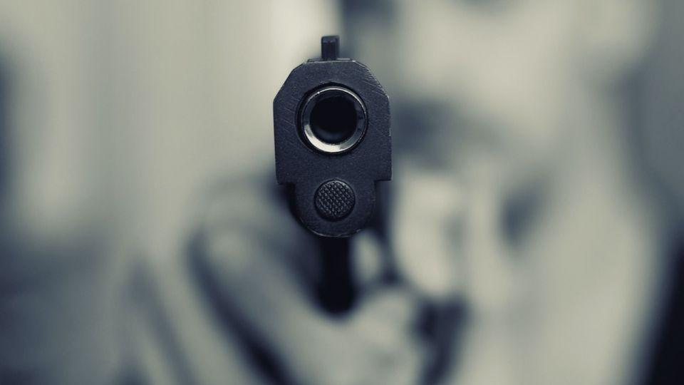 Пистолет. Стрельба