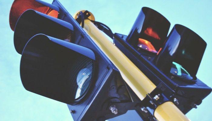 Светофоры не работают на нескольких перекрестках в Барнауле