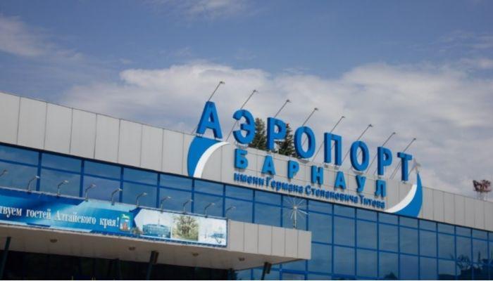 Коронавирус обрушил пассажиропоток в барнаульском аэропорту более чем на 80%