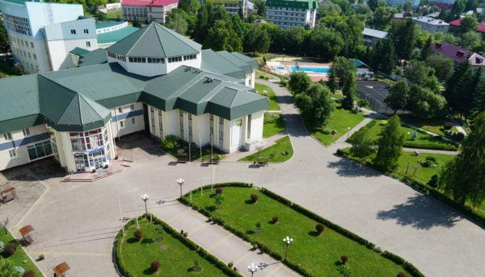 Курорт Белокуриха время пандемии потратил на масштабные ремонтные работы