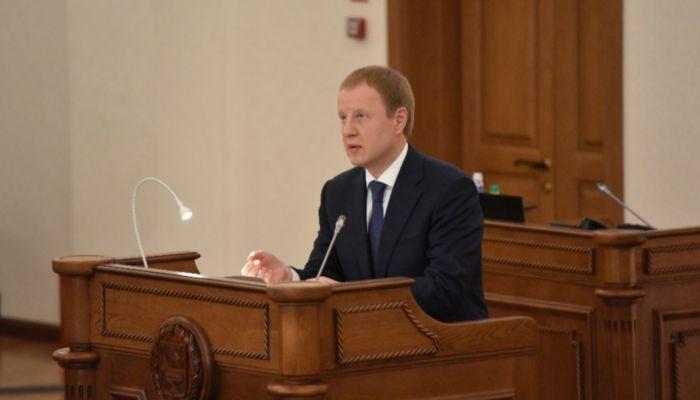 Ровно два года назад Томенко был назначен врио губернатора Алтайского края