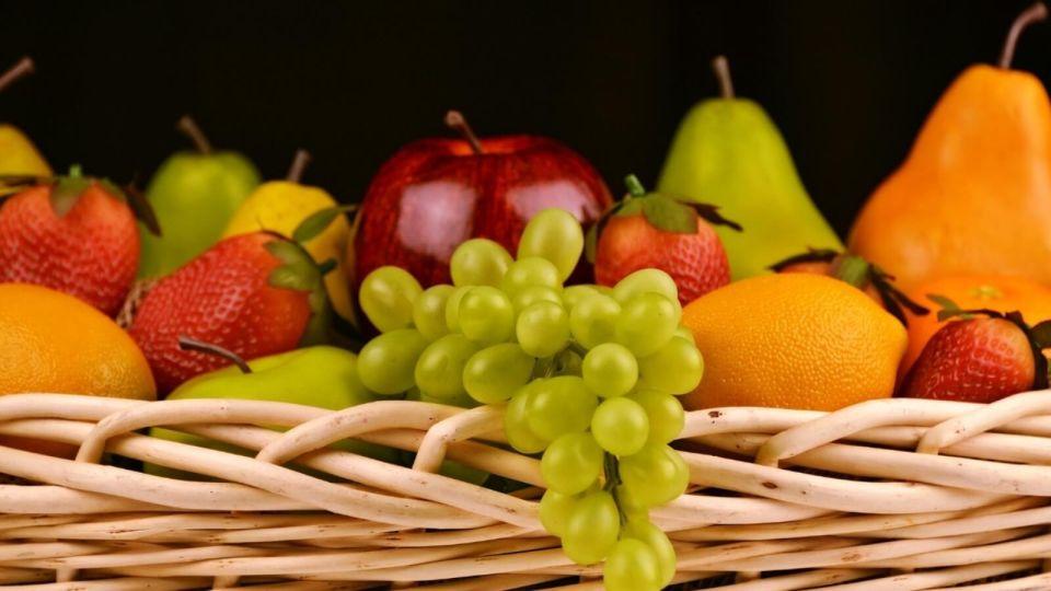 Фрукты. Овощи. Еда