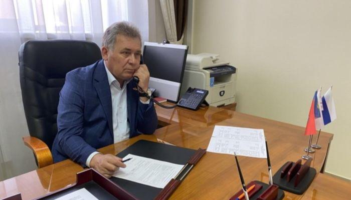 Александр Романенко поможет детям из многодетной семьи учиться дистанционно