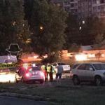 Еле на ногах стояли: иномарка устроила гонки с полицией в Барнауле (обновлено)