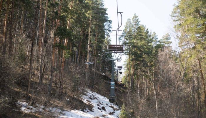 Канатная дорога в Белокурихе работает в режиме повышенной безопасности