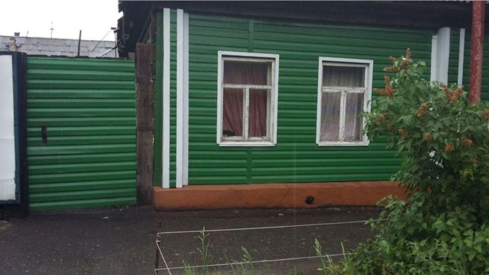 Власти Барнаула оштрафовали владельцев столетнего дома за красные линии