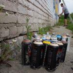 Хулиганствоили культура: на чем зарабатывают граффити-художники Барнаула