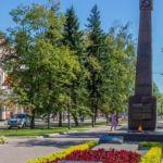 В Барнауле 16 июня погасят Вечный огонь у памятника на Ленина